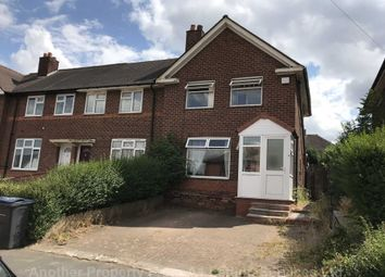 Thumbnail 3 bed semi-detached house to rent in Webbcroft Road, Birmingham