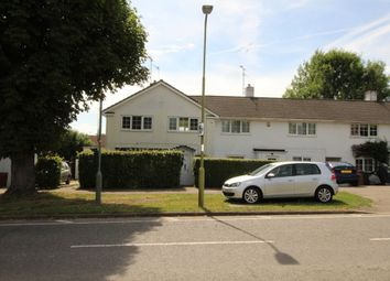Thumbnail 3 bedroom end terrace house to rent in Howlands, Welwyn Garden City, Hertfordshire