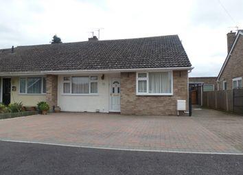 Thumbnail 4 bed semi-detached bungalow for sale in Mere Dyke Road, Steventon, Abingdon