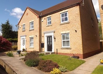 Thumbnail 3 bed property to rent in Hollyberry Croft, Sutton In Ashfield