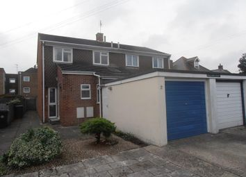 Thumbnail 3 bed semi-detached house for sale in St. Martins Lane, Wareham