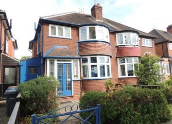 Thumbnail 3 bed semi-detached house for sale in Tennal Road, Harborne, Birmingham