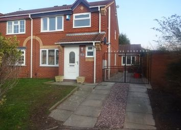 Thumbnail 3 bedroom property to rent in Glaisedale Grove, Willenhall