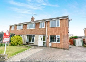 4 bed semi-detached house for sale in St. Pauls Avenue, Hasland, Chesterfield, Derbyshire S41