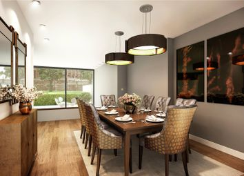 Thumbnail 3 bed flat for sale in The Crescent At Donaldson's - 1/20, West Coates, Edinburgh
