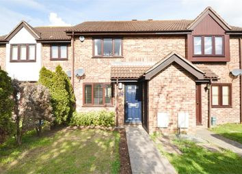 Thumbnail 2 bed terraced house for sale in Montague Close, Walton-On-Thames, Surrey