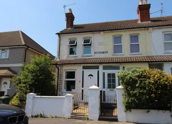 Thumbnail 2 bed end terrace house for sale in Connaught Road, Aldershot