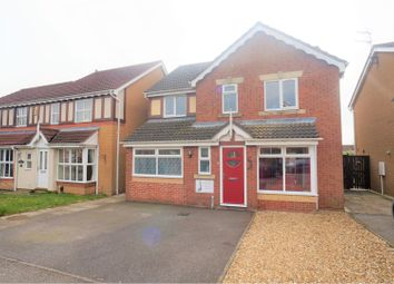 Thumbnail 4 bed detached house for sale in Sycamore Grove, Bracebridge Heath