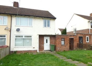 Thumbnail 3 bed terraced house for sale in Radstock Avenue, Stockton-On-Tees