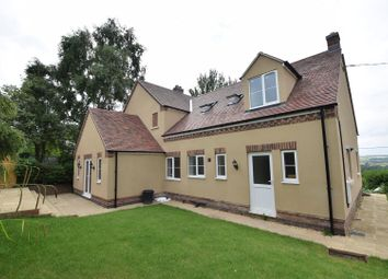 Thumbnail 4 bed detached house for sale in Arnhill Road, Gretton, Corby