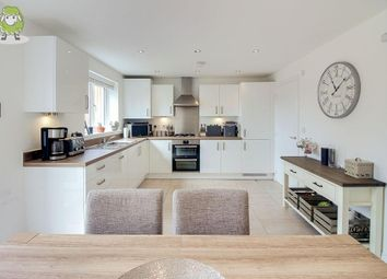 Thumbnail 4 bed detached house for sale in Shearwater Road, Farndon, Chester