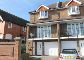 Thumbnail 3 bed town house for sale in Lionel Road, Bexhill-On-Sea