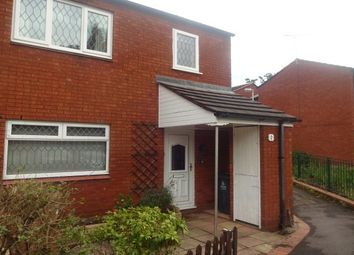 Thumbnail 3 bed property to rent in Wrye Close, Walsall Wood
