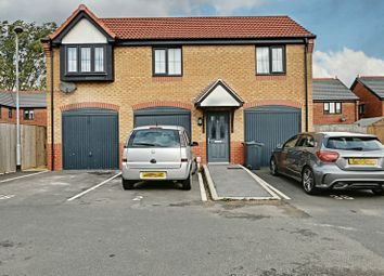 Thumbnail 2 bed flat for sale in Riley Way, Hull