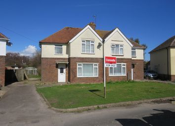 Thumbnail 3 bed semi-detached house for sale in Glovers Crescent, Bell Road, Sittingbourne