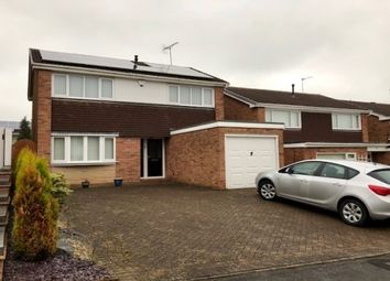 Thumbnail 4 bed detached house to rent in Felden Close, Stafford