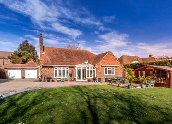 Offington Drive, Worthing, West Sussex BN14. 3 bed detached bungalow for sale