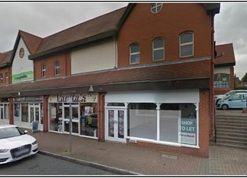 Thumbnail Retail premises to let in Hall Croft, Shepshed, Loughborough