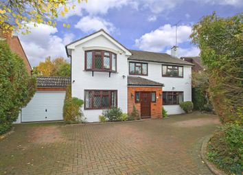 Thumbnail 5 bed detached house for sale in Homefield Road, Radlett
