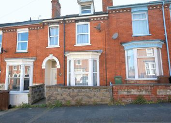 Thumbnail 3 bed terraced house for sale in Claremont Street, Lincoln
