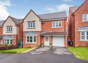 Thumbnail 4 bed detached house for sale in Bower Close, Ashbourne