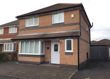 Thumbnail 3 bed detached house to rent in Betjeman Grove, Liverpool