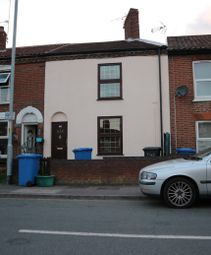 Thumbnail 2 bed terraced house for sale in Waterloo Road, Norwich, Norfolk