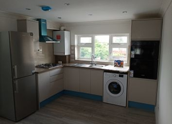 Thumbnail 1 bed flat to rent in Manor Farm Road, Wembley