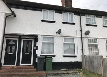 Thumbnail 2 bed terraced house to rent in Fairway North, Bromborough, Wirral