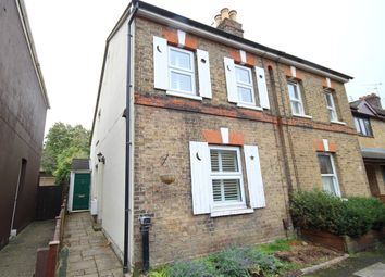 Thumbnail 2 bed semi-detached house for sale in George Street, Staines-Upon-Thames