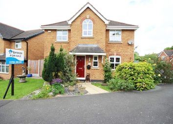 Thumbnail 4 bedroom detached house for sale in Charolais Crescent, Lightwood, Longton, Stoke-On-Trent