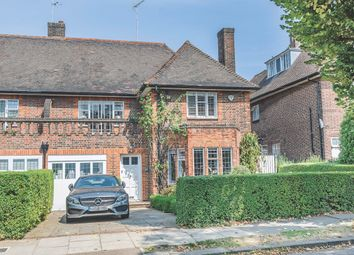 Thumbnail 5 bedroom semi-detached house for sale in Linden Lea, London