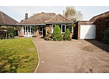 Thumbnail 2 bedroom bungalow for sale in Halesworth Road, Reydon, Southwold