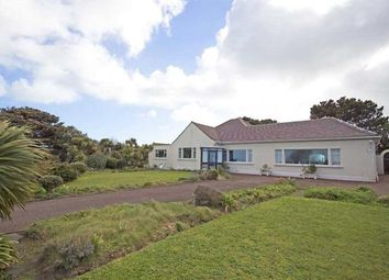 Thumbnail 3 bedroom detached bungalow for sale in Cobo Coast Road, Castel, Guernsey