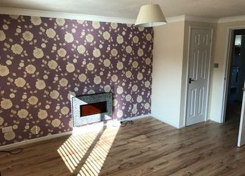 Thumbnail 1 bedroom flat to rent in Rossendale Road, Earl Shilton, Leicester