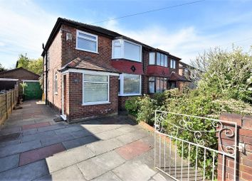 Thumbnail 3 bed semi-detached house for sale in Farlands Drive, East Didsbury, Didsbury, Manchester