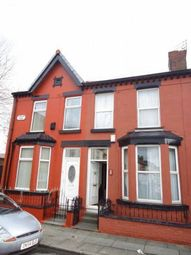 Thumbnail 3 bedroom terraced house to rent in Ingrow Road, Kensington, Liverpool