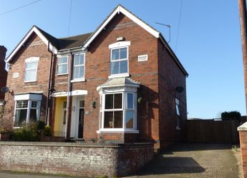 Thumbnail 3 bed semi-detached house for sale in Court Street, Woodville, Swadlincote