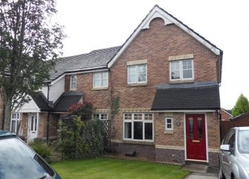 Thumbnail 3 bed end terrace house to rent in 32 Tudor Mews, Pontyclun