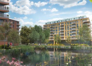 Thumbnail 1 bedroom flat for sale in Langley Square, The Duke, Mill Pond Road, Mill Pond Road, Dartford, Kent
