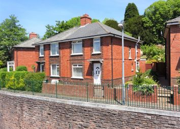 Thumbnail 3 bed property for sale in Hoker Road, Exeter