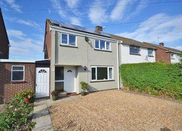 Thumbnail 3 bed semi-detached house for sale in Kennet Drive, Bletchley, Milton Keynes, Buckinghamshire