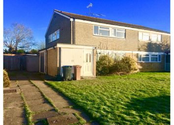 Thumbnail 2 bed maisonette for sale in Harcourt Way, Godstone