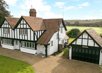 Thumbnail 4 bed detached house to rent in Frogmill, Hurley, Berkshire