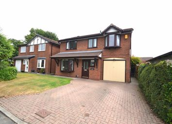 Thumbnail 4 bed detached house for sale in Acorn Close, Pennington, Leigh