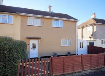 Thumbnail 3 bedroom semi-detached house for sale in Bredenbury Crescent, Paulsgrove, Portsmouth