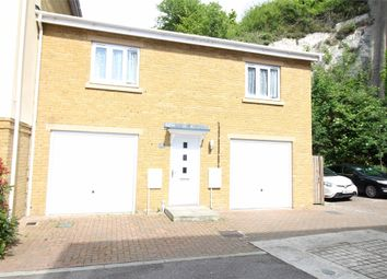 Thumbnail 1 bed flat for sale in Wardview, Chatham, Kent.