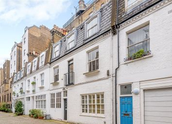 Thumbnail 4 bed mews house for sale in Colbeck Mews, South Kensington, London