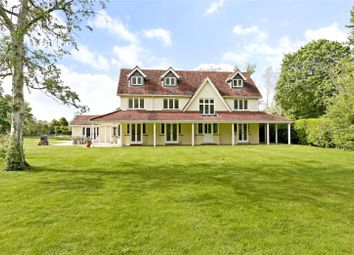 Thumbnail 5 bed detached house for sale in Riverwoods Drive, Marlow, Buckinghamshire