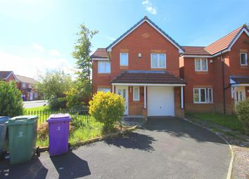 Thumbnail 4 bedroom detached house for sale in Torpoint Close, Liverpool